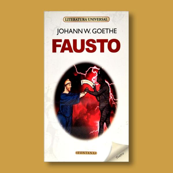 Fausto - Johann W. Goethe - Ediciones Brontes