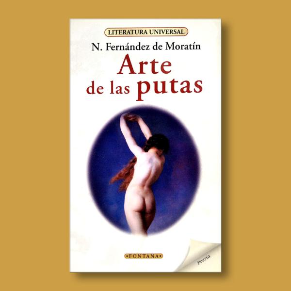 Arte de las Putas - N. Fernández de Moratín - Ediciones Brontes