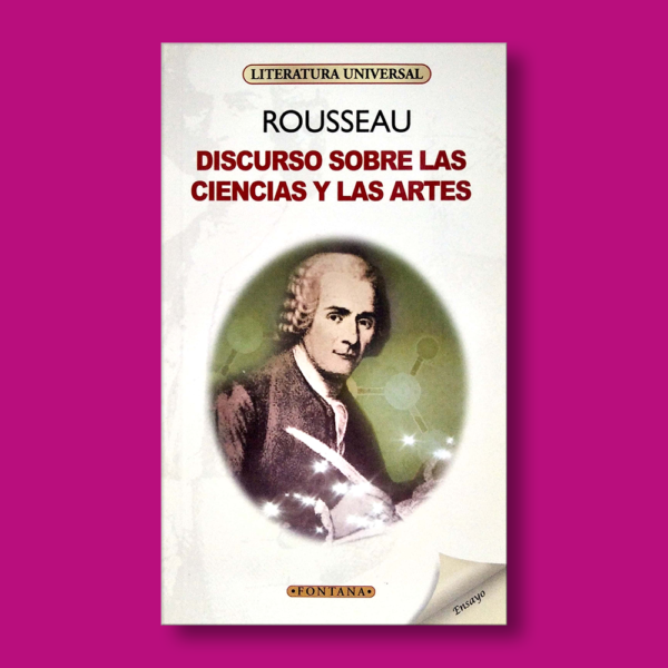 Discurso sobre las ciencias y las artes - Rousseau - Ediciones Brontes