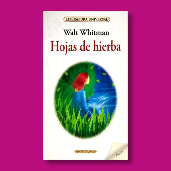 Hojas de hierba - Walt Whitman - Ediciones Brontes