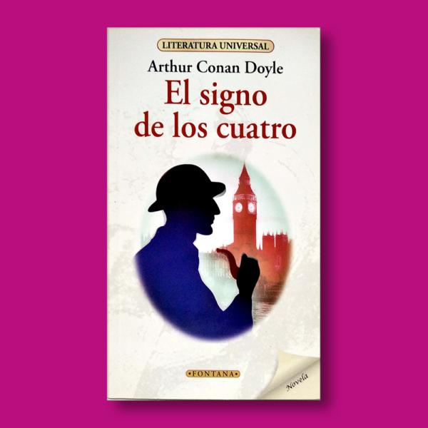 El signo de los cuatro - Arthur Conan Doyle - Ediciones Brontes