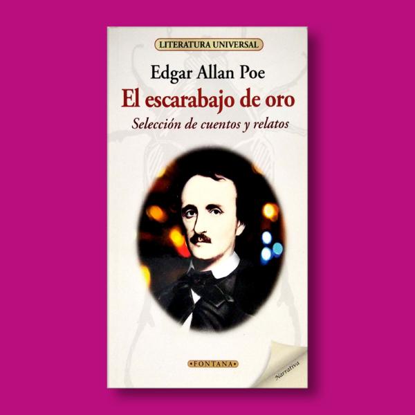 El escarabajo de oro - Edgar Allan Poe - Ediciones Brontes