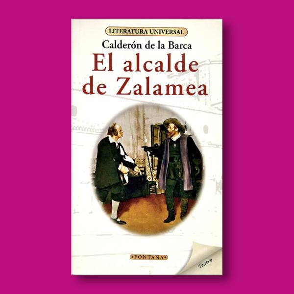 El alcalde de Zalamea - Calderón de la Barca - Ediciones Brontes