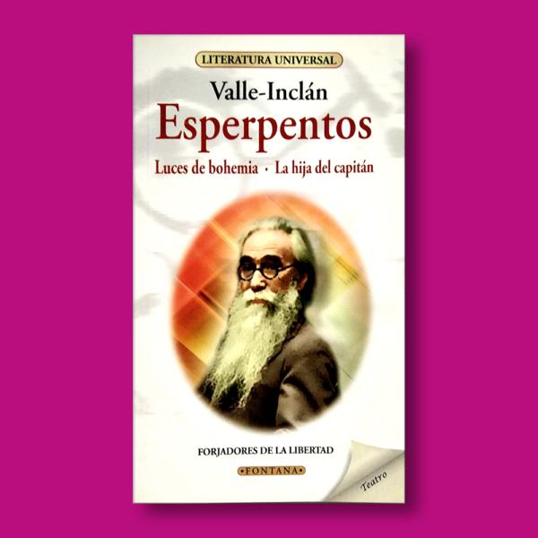 Esperpentos - Valle Inclán - Ediciones Brontes