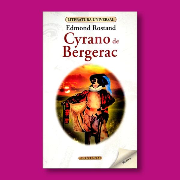 Cyrano de Bergerac - Edmond Rostand - Ediciones Brontes