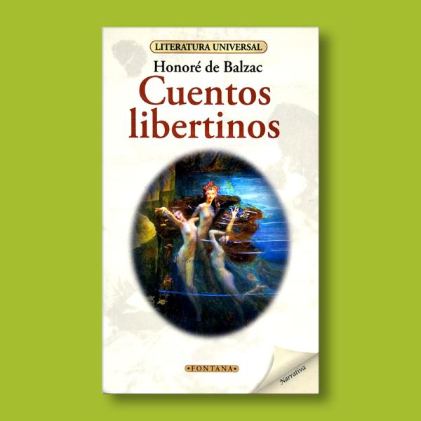 Cuentos libertinos - Honoré de Balzac - Ediciones Brontes