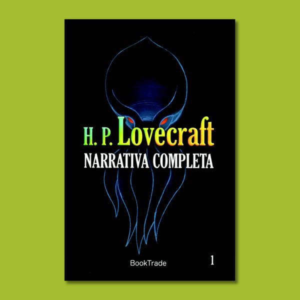 Narrativa completa - HP Lovecraft - BookTrade