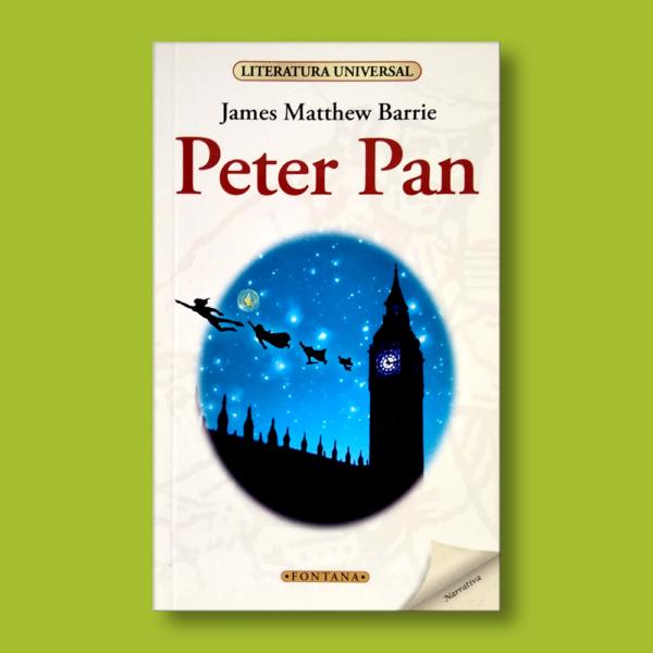 Peter Pan - James Matthew Barrie - Ediciones Brontes