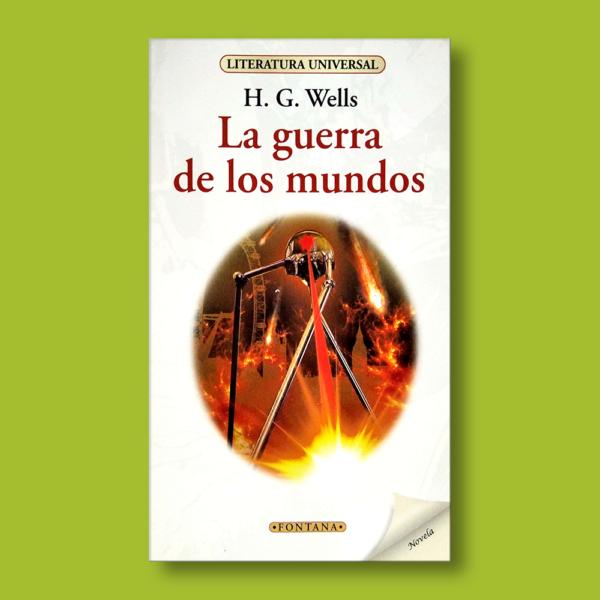 La guerra de los mundos - H.G Wells - Ediciones Brontes