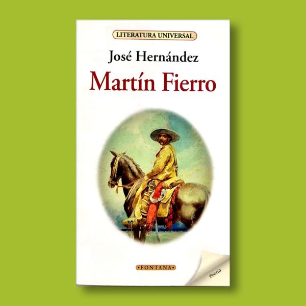Martín Fierro - José Hernández - Ediciones Brontes