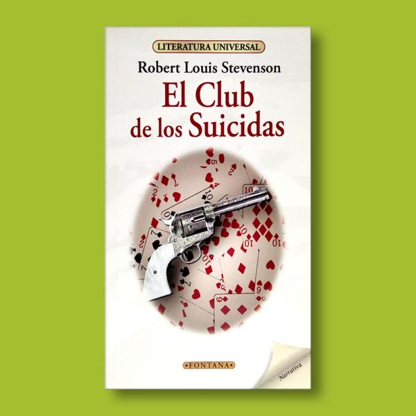 El club de los suicidas - Robert Louis Stevenson - Ediciones Brontes