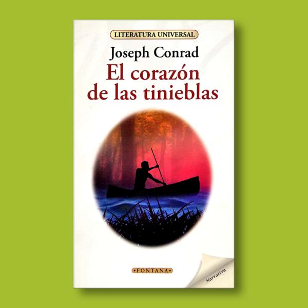 El corazón de las tinieblas - Joseph Conrad - Ediciones Brontes