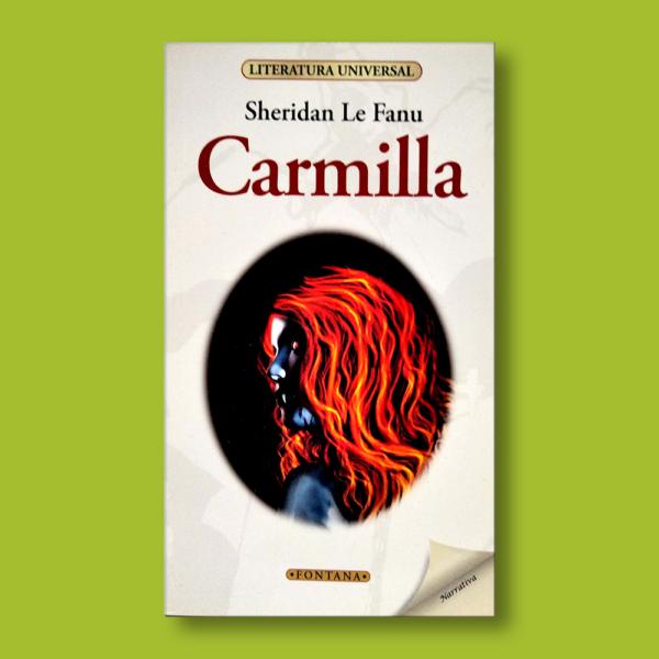 Carmilla - Sheridan Le Fanu - Ediciones Brontes