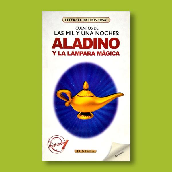 Cuentos de las mil y una noches: Aladino y la lámpara mágica - N/A - Ediciones Brontes