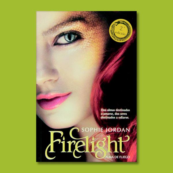 Firelight - Sophie Jordan - Bruño