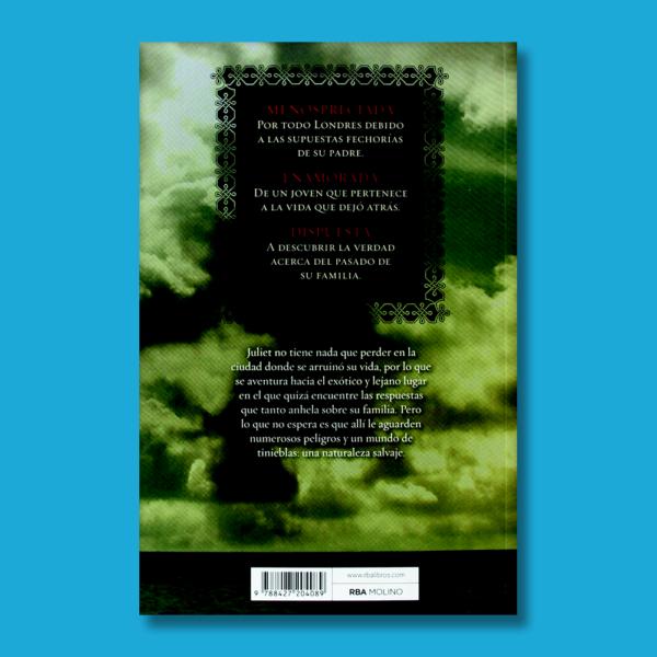 Naturaleza salvaje - Megan Shepherd - RBA