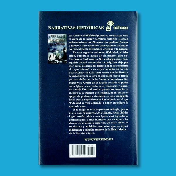 El señor de la tierra: Crónicas de Widukind II - Artur Balder - Edhasa