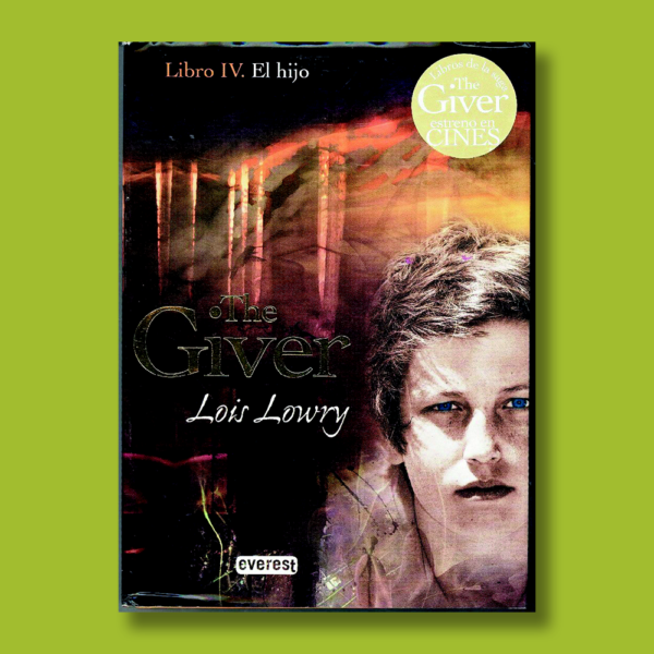 The Giver - Lois Lowry - Everest