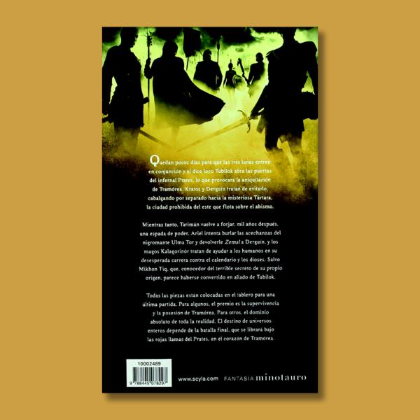 El corazón de tramórea: Cuarta entrega de la saga de tramorea - Javier Negrete - Planeta