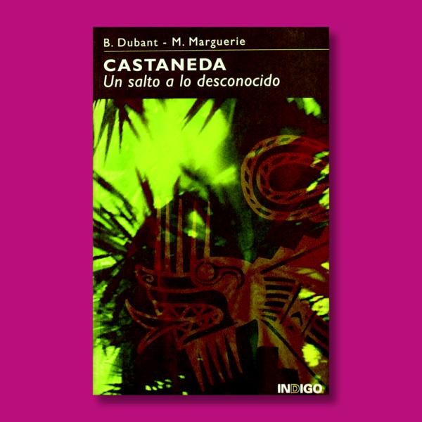 Castaneda: Un salto a lo desconocido - Bernard Dubant & Michel Marguerie - Ediciones y Distribuciones Vedrá