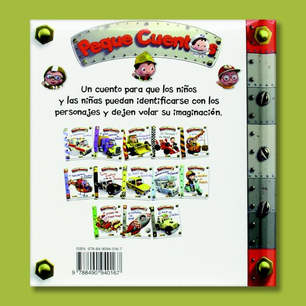 Peque cuentos: El cohete de Noé - Varios Autores - Panini Books