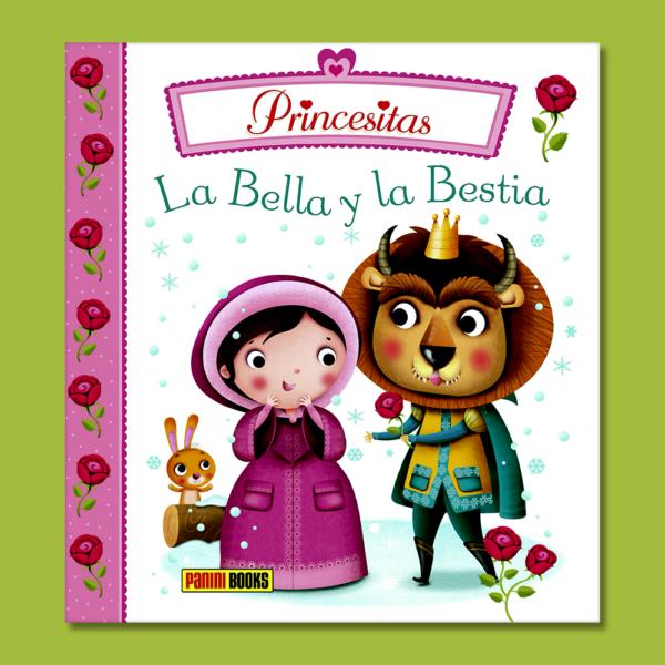 Princesitas: La bella y la bestia - Varios Autores - Panini Books