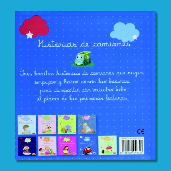 Historias de camiones - Raffaella - Panini Books