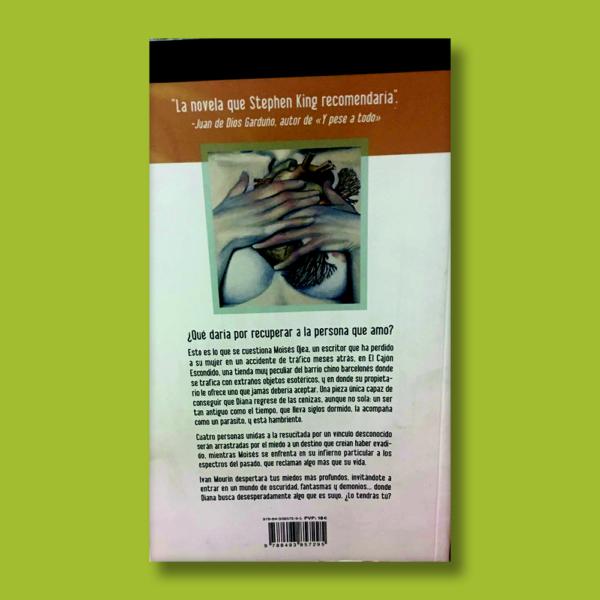Resurrección - Ivan Mourin - Ilarión Ediciones