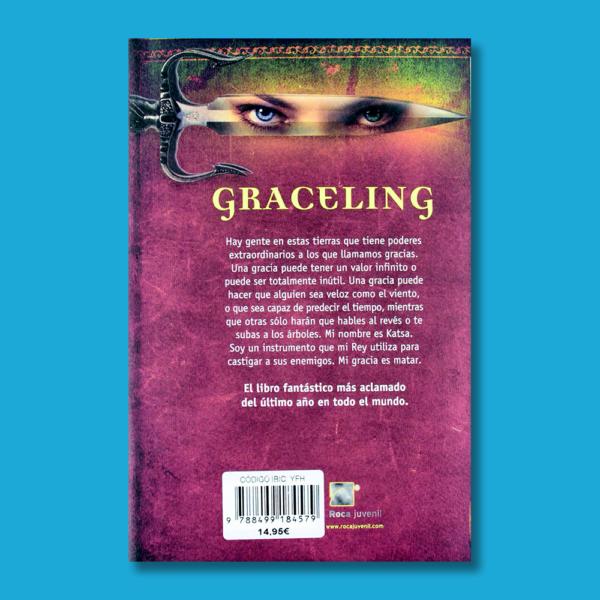 Graceling: Los siete reinos I - Kristin Cashore - Roca