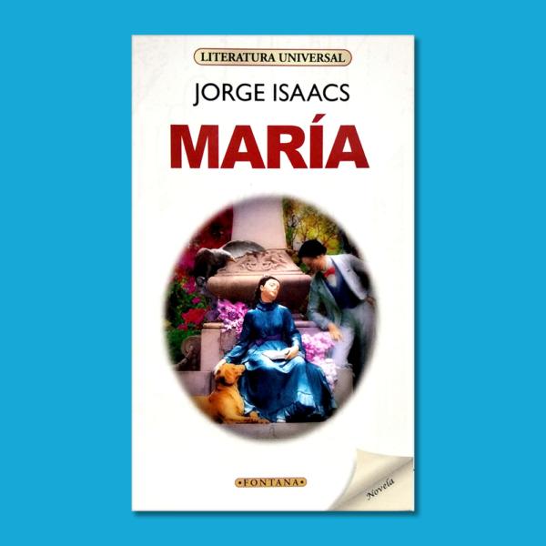 María - Jorge Isaacs - Ediciones Brontes