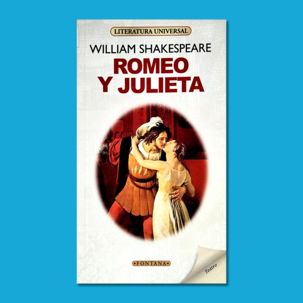 Romeo y Julieta - William Shakespeare - Ediciones Brontes