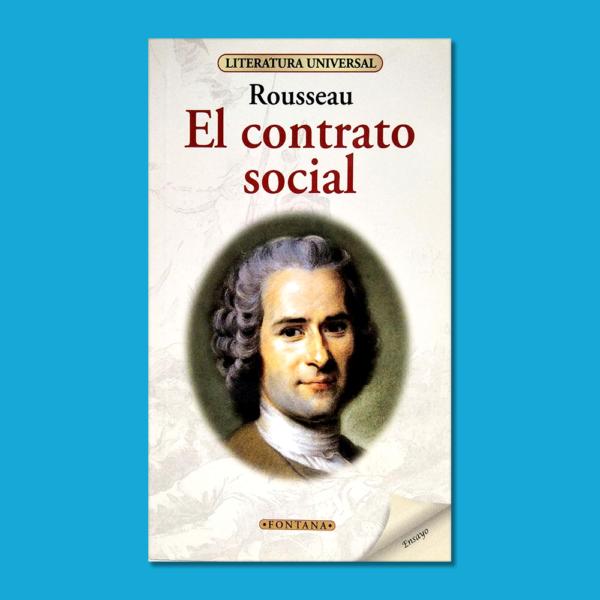 El contrato social - Rousseau - Ediciones Brontes