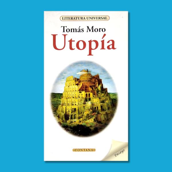 Utopía - Tomás Moro - Ediciones Brontes