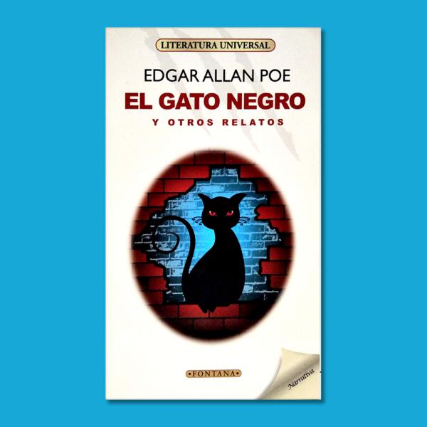 El gato negro y otros relatos - Edgar Allan Poe - Ediciones Brontes