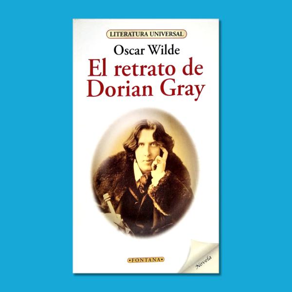 El retrato de Dorian Gray - Oscar Wilde - Ediciones Brontes