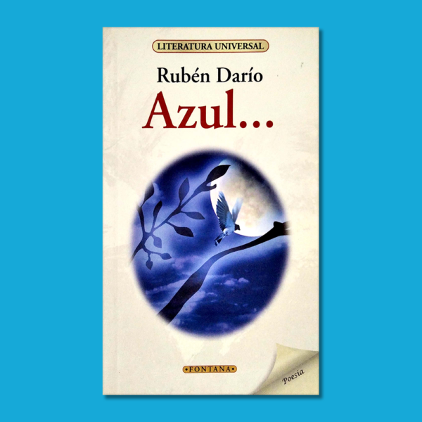 Azul... - Rubén Darío - Ediciones Brontes