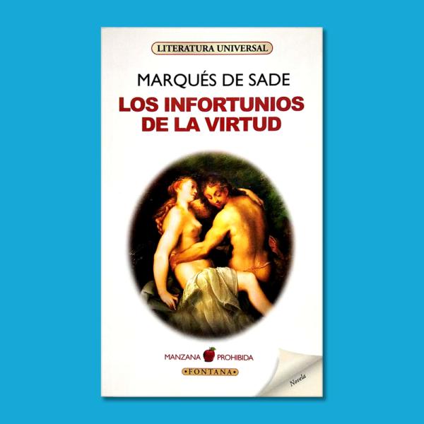 Los infortunios de la virtud - Marqués de Sade - Ediciones Brontes