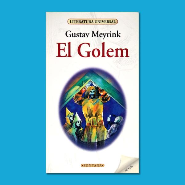 El Golem - Gustav Meyrink - Ediciones Brontes