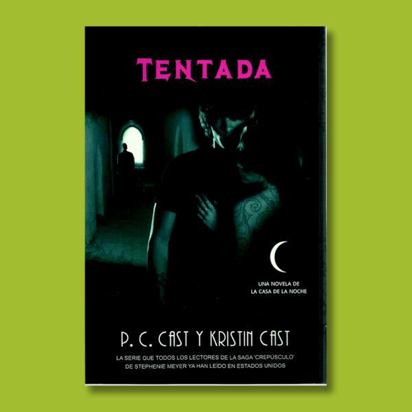 Tentada - P.C Cast & Kritin Cast - La Factoría