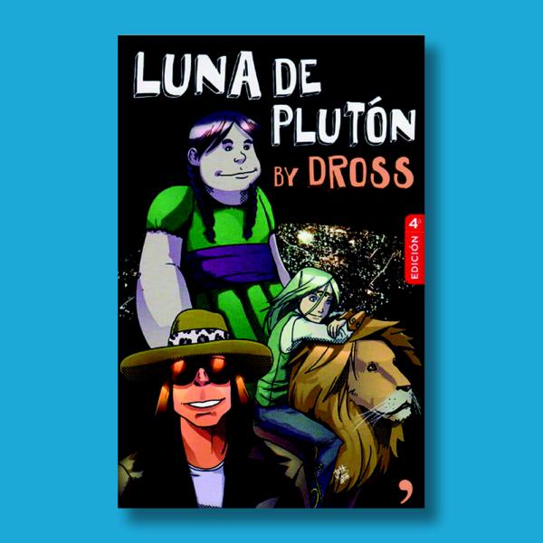 Luna de plutón - Dross - Ediciones Temas de Hoy