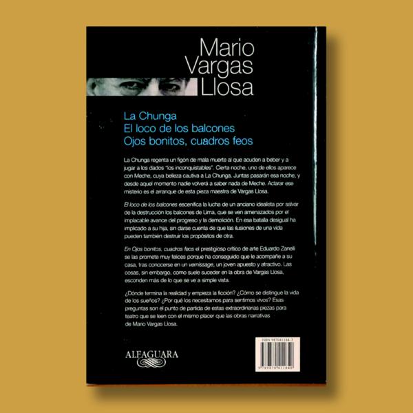 La chunga: El loco de los balcones - Mario Vargas Llosa - Alfaguara