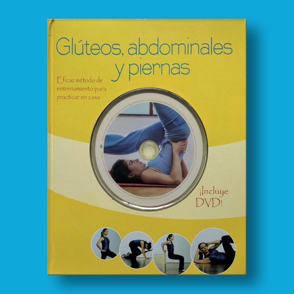 Glúteos, abdominales y piernas - Varios Autores - NGV