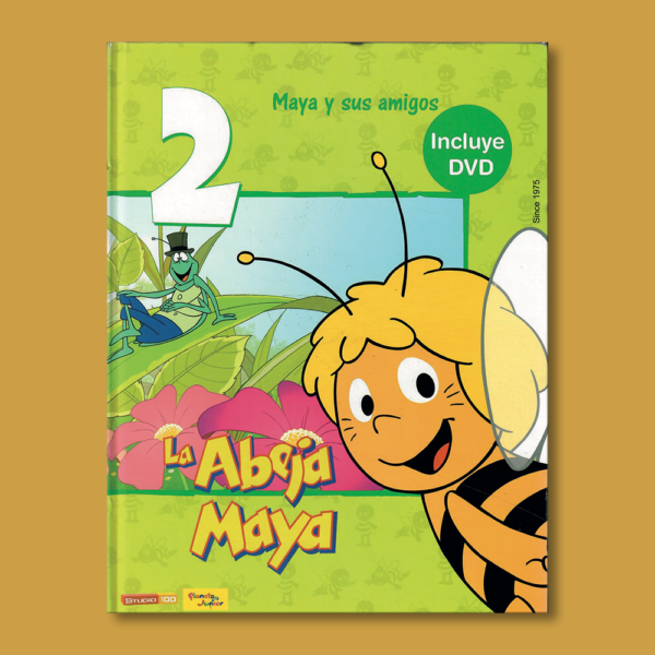 Las aventuras de Maya 2 + DVD - Varios Autores - Planeta