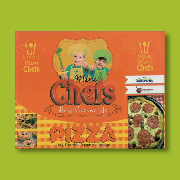 Mini chefs pizza - Sumiform - Kasfom Group
