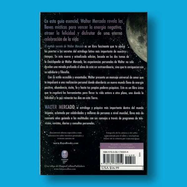 El mundo secreto de Walter Marcado - Walter Mercado - Rayo