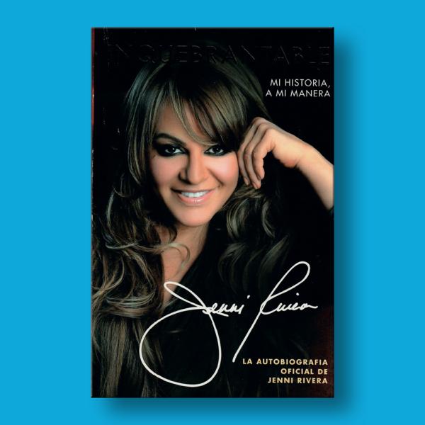 Inquebrantable - Jenni Rivera - Atria