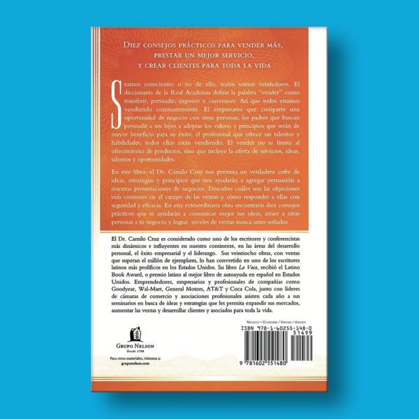 Secretos del vendedor mas rico del mundo - Dr. Camilo Cruz - Grupo Nelson