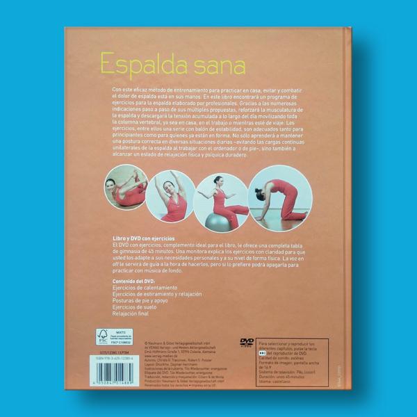 Espalda sana - Chista G.Traczinski & Robert S. Poster - Editorial NGV
