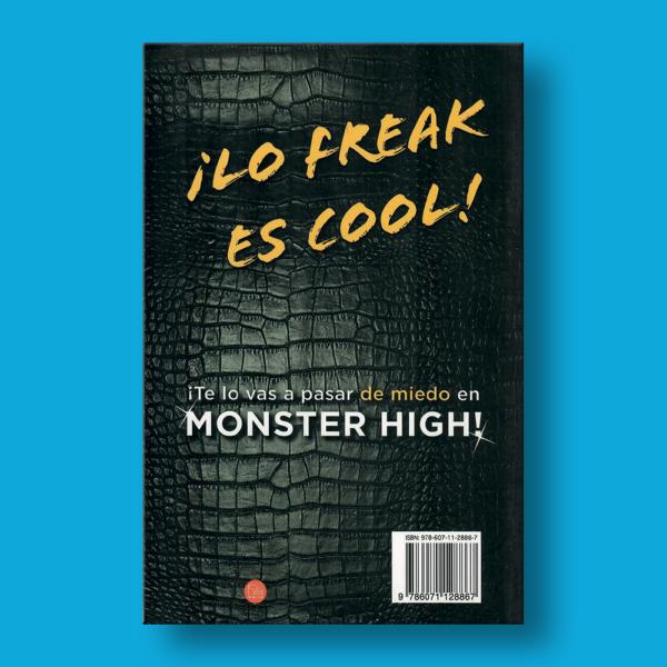 Monster High: Monstruos de lo más normales - Lisi Harrison - Prisa Ediciones