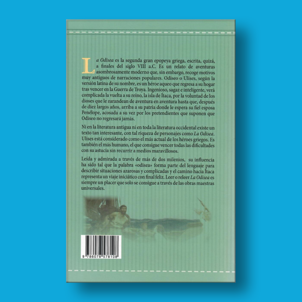 La odisea - Homero - Total Books